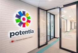 Potentia Tutoring Dovetail Design