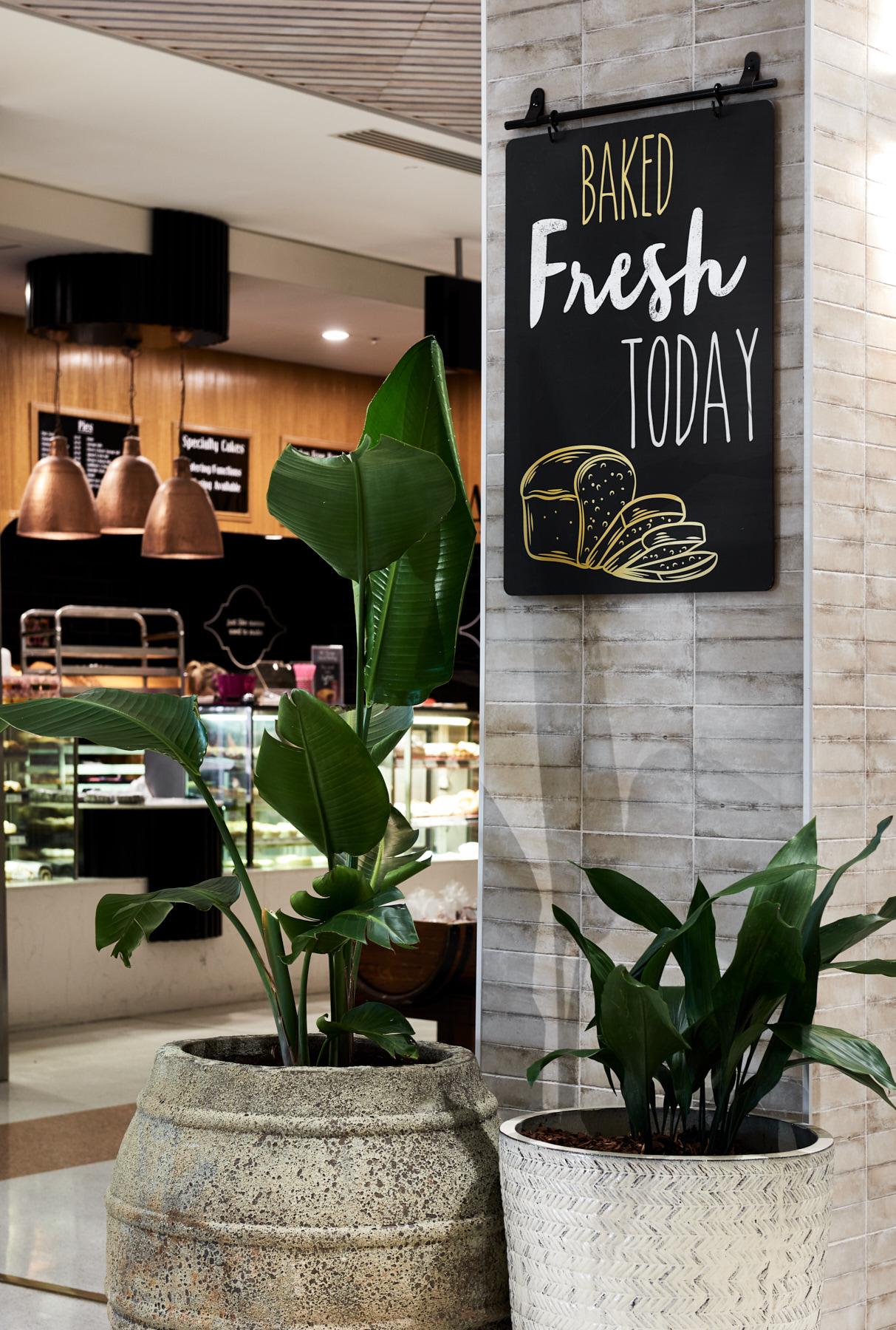Strathpine Fresh Food Signage
