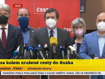 GLOSA: Kauza Hamáček aneb česká bramboračka