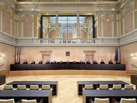 Ústavní soud jde do voleb (a na rozdíl od Sněmovny bude s jistotou fungovat i po nich)!