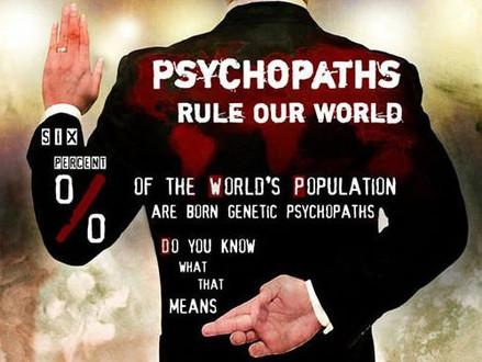 Manipulující a vládnoucí psychopati - nová fáze evoluce?