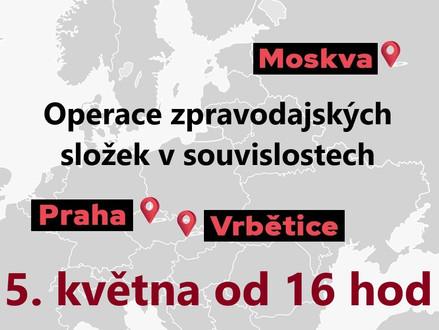 EXPERTI V ARÉNĚ live: Operace Vrbětice v souvislostech I.