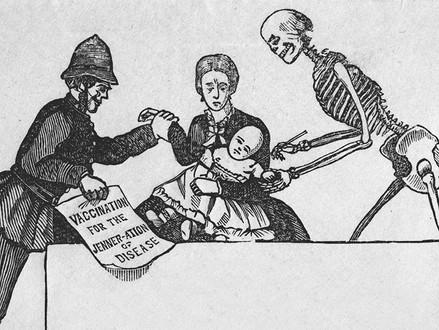 GLOSA: Pandemie, očkování a co na to svoboda?