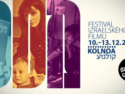Začíná 4. ročník Festivalu izraelského filmu KOLNOA 2020 - poprvé online!