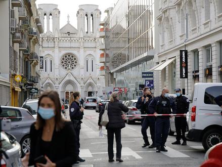 Teror ve Vídni a role Erdoganova Turecka