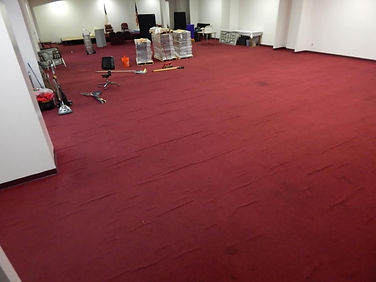 Custom Event Space Carpet Styles