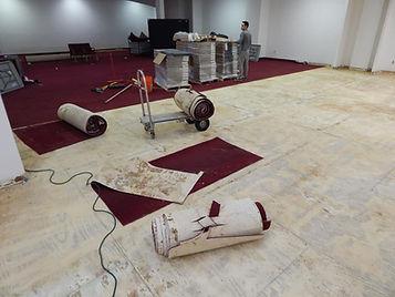Carpet Istallation Methods
