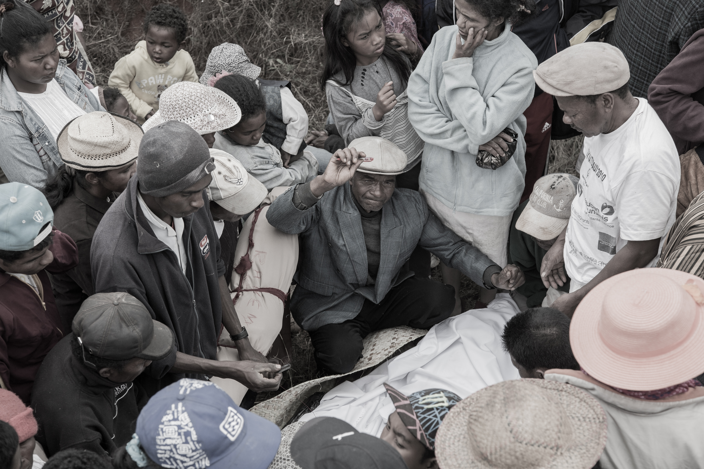 Famadihana - Madagascar