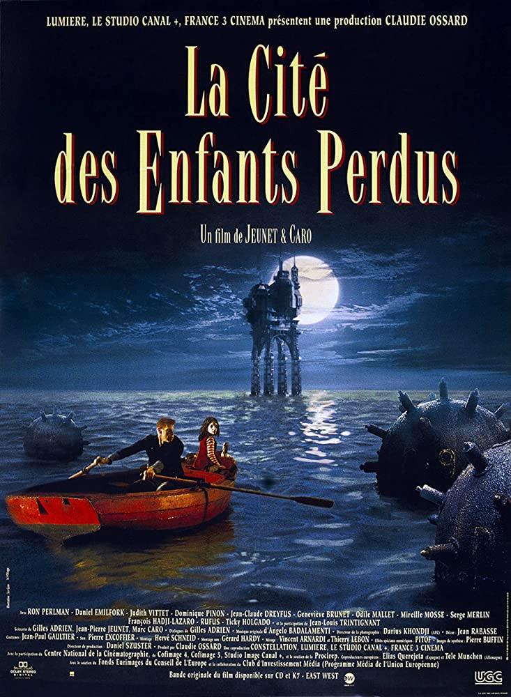 recenzie film La cité des enfants perdus (1995)