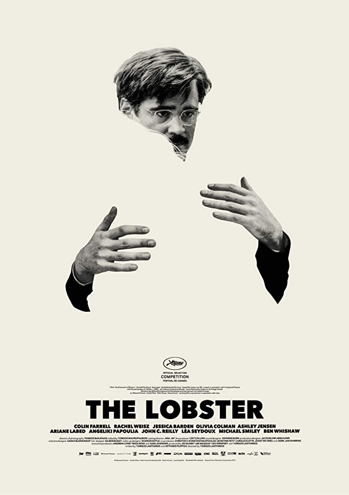 recenzie film The Lobster, Colin Farrell, Rachel Weisz