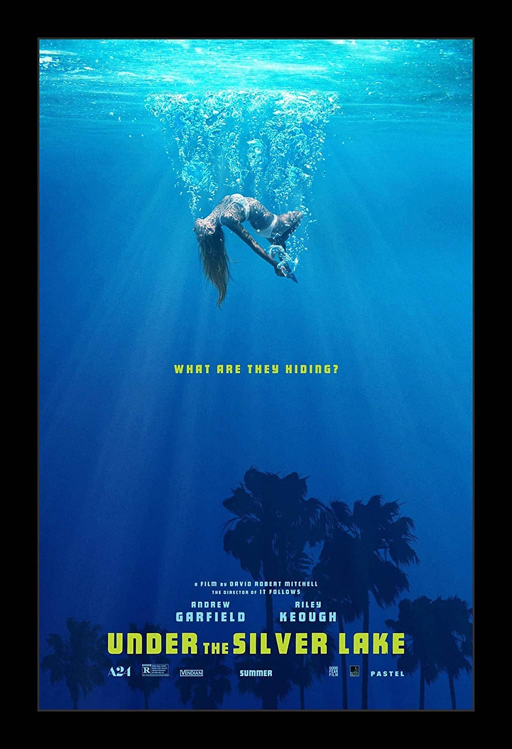 recenzie film Under the Silver Lake