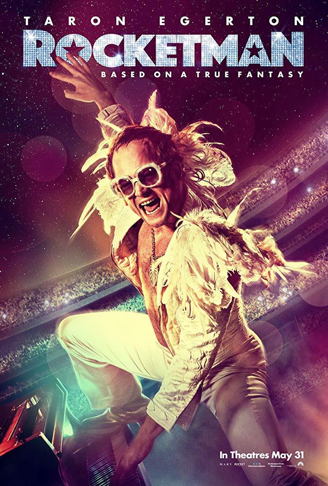 cronica de film Rocketman Elton John