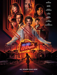 Bad Times at the El Royale (Drew Goddard, 2018)
