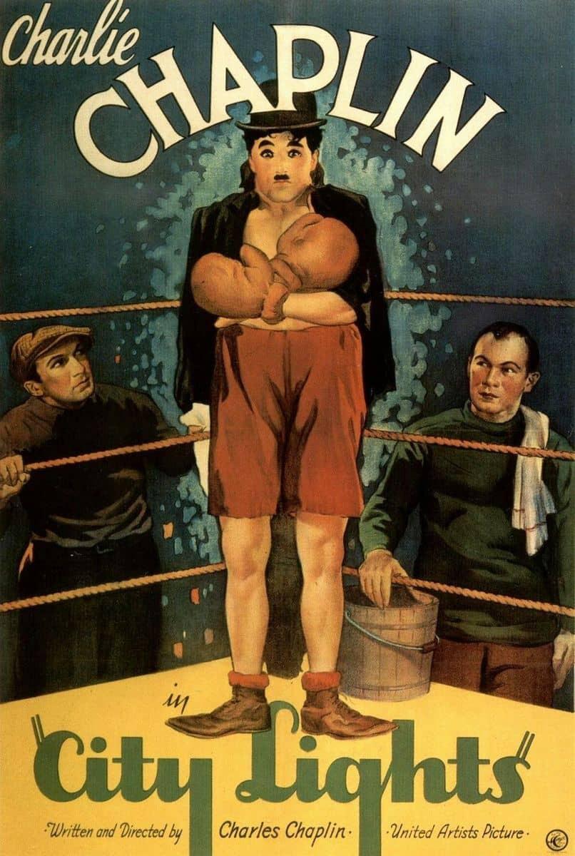 recenzie film City Lights Charles Chaplin