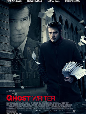 The Ghost Writer (Roman Polanski, 2010)