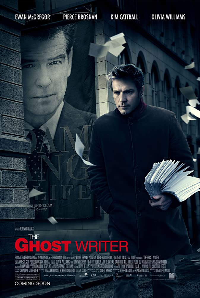recenzie film The Ghost Writer, Roman Polanski