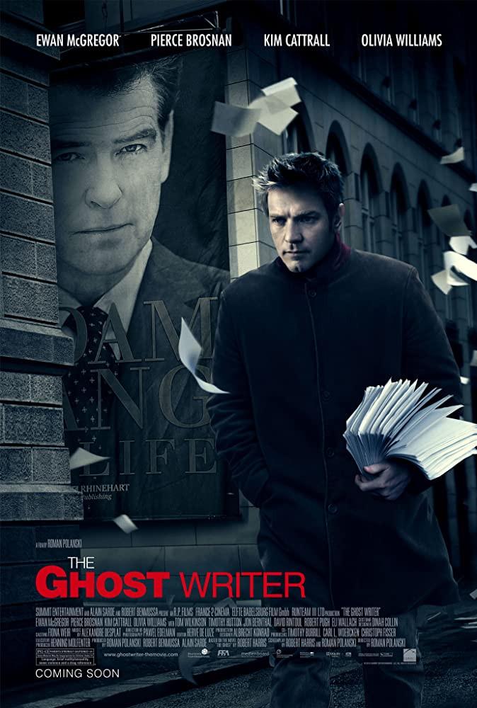 recenzie film The Ghost Writer