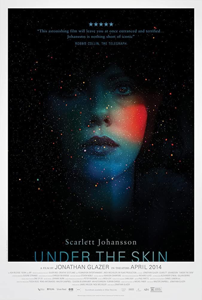 recenzie film Under the Skin, Scarlett Johansson