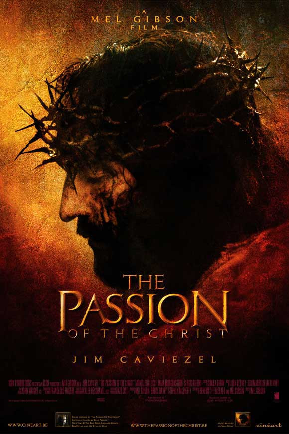 recenzie film The Passion of the Christ, Mel Gibson