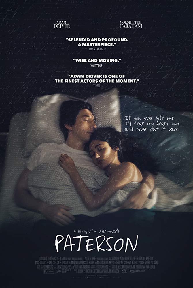 paterson recenzie film, Jim Jarmusch