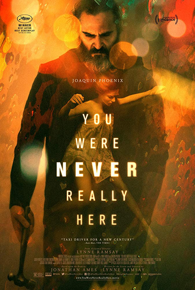 You Were Never Really Here recenzie de film