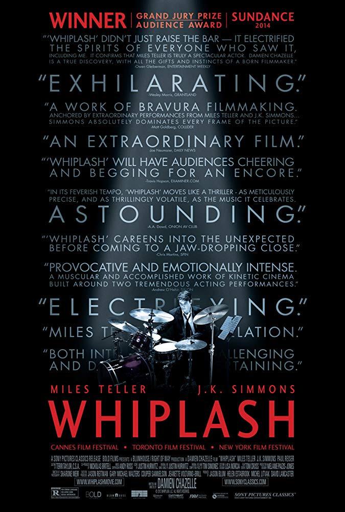 recenzie film Whiplash
