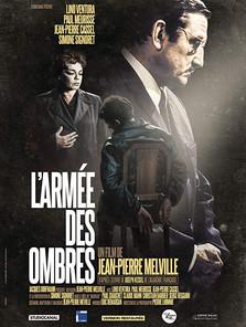L'armée des ombres (Jean-Pierre Melville, 1969)