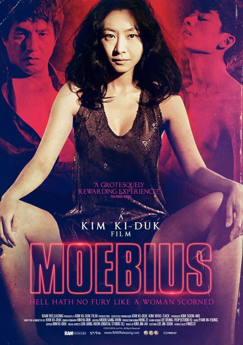 recenzie film Moebius