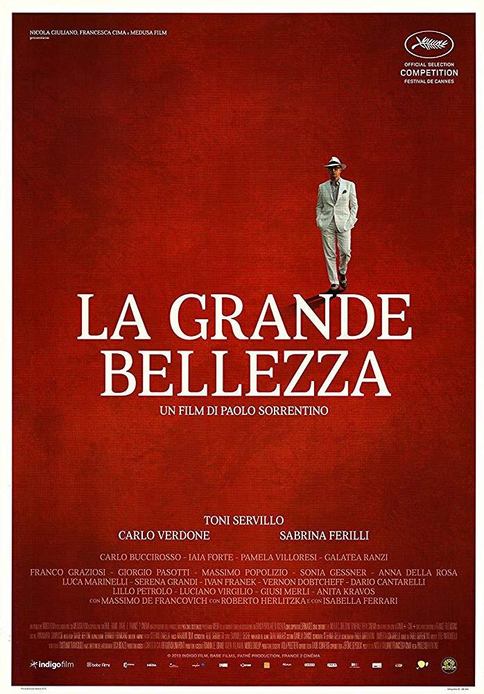 cronica de film La grande bellezza (2013)