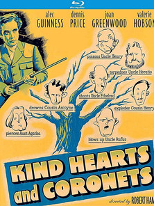 Kind Hearts and Coronets (Robert Hamer, 1949)
