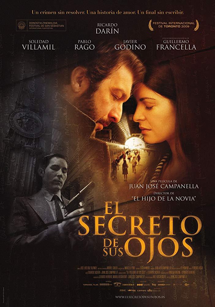 El Secreto de sus Ojos recenzie film