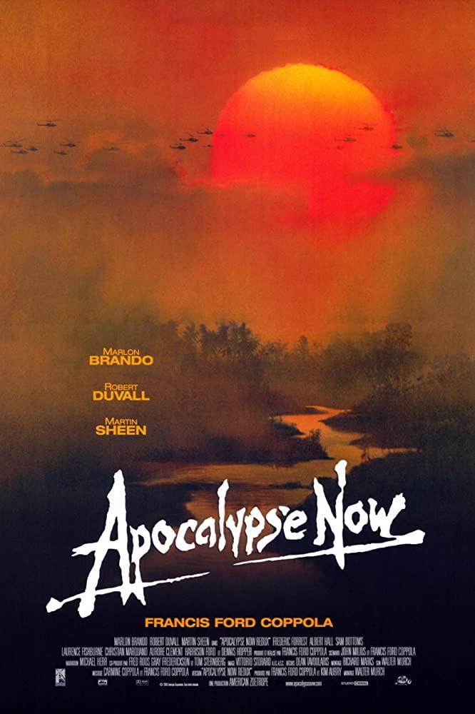 recenzie film Apocalypse Now, Francis Ford Coppola