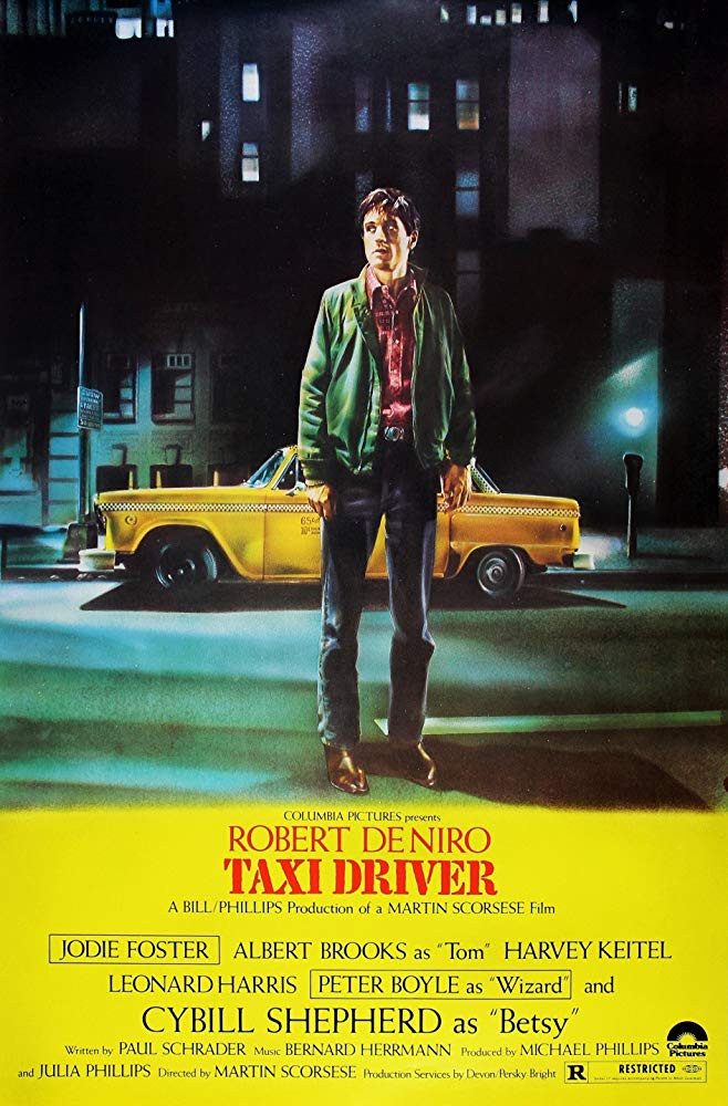 recenzie film Taxi Driver, Martin Scorsese, Robert De Niro