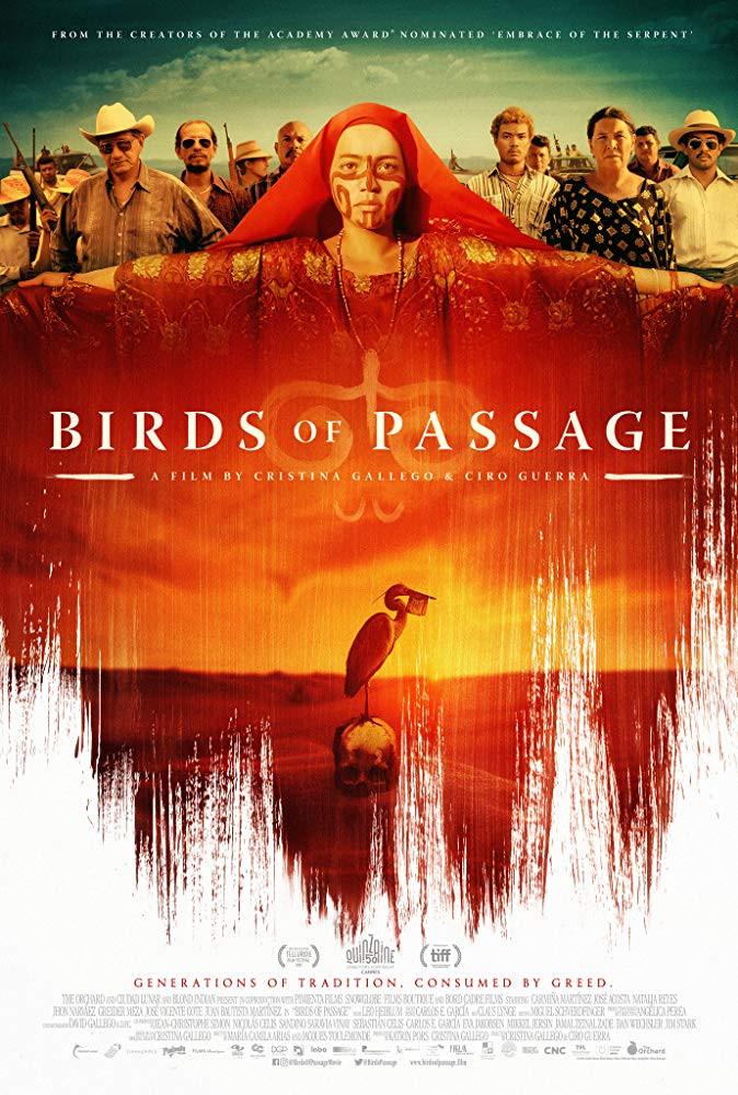 cronica film Birds of Passage