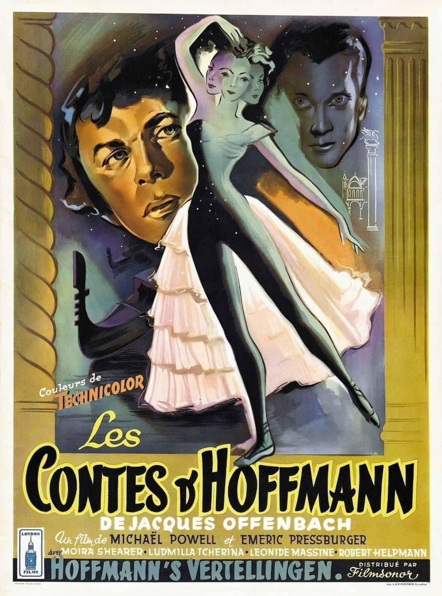 recenzie film The Tales of Hoffmann