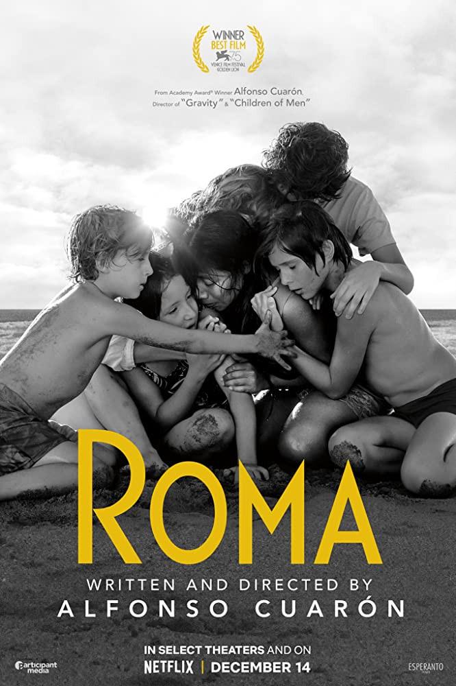 cronica de film Roma
