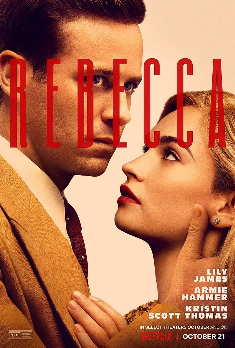 recenzie film Rebecca, Ben Wheatley
