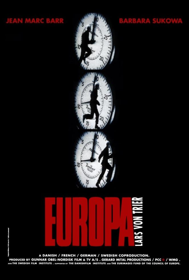 recenzie de film Europa, Lars von Trier