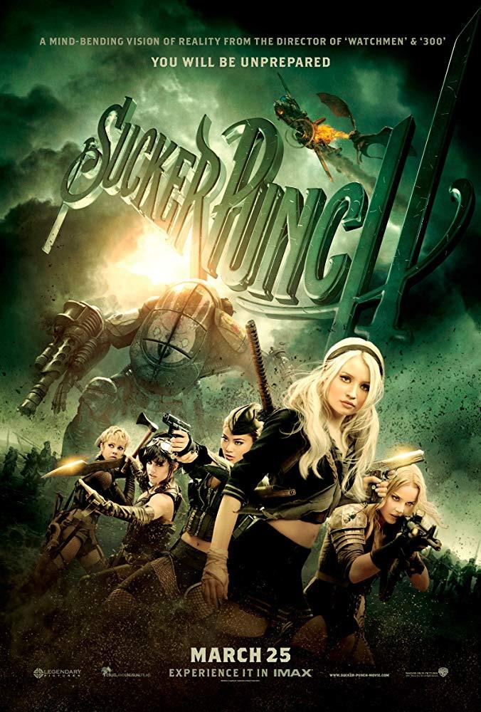 Recenzie de film Sucker Punch (2011)