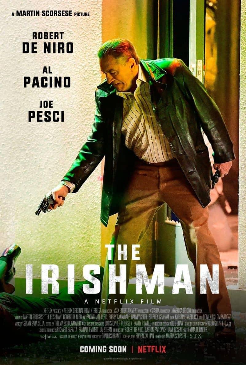 Recenzie film The Irishman