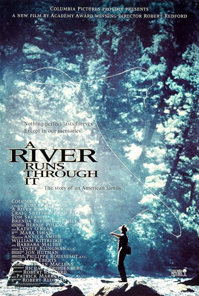 recenzie de film A River Runs Through It, Robert Redford