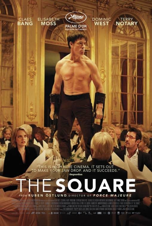 recenzie film The Square