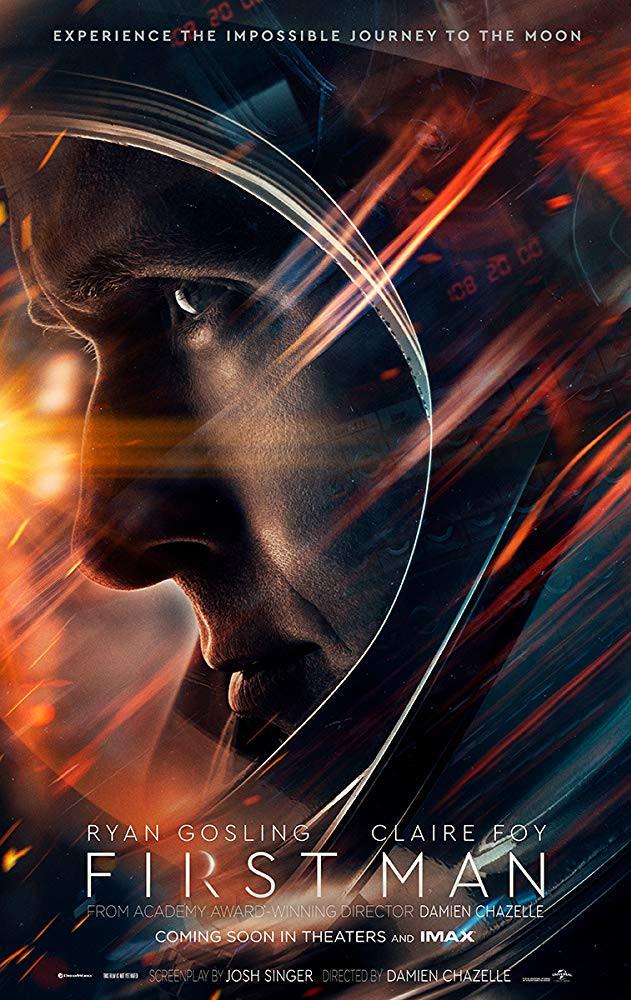 Recenzie de film First Man Damien Chazelle Ryan Gosling