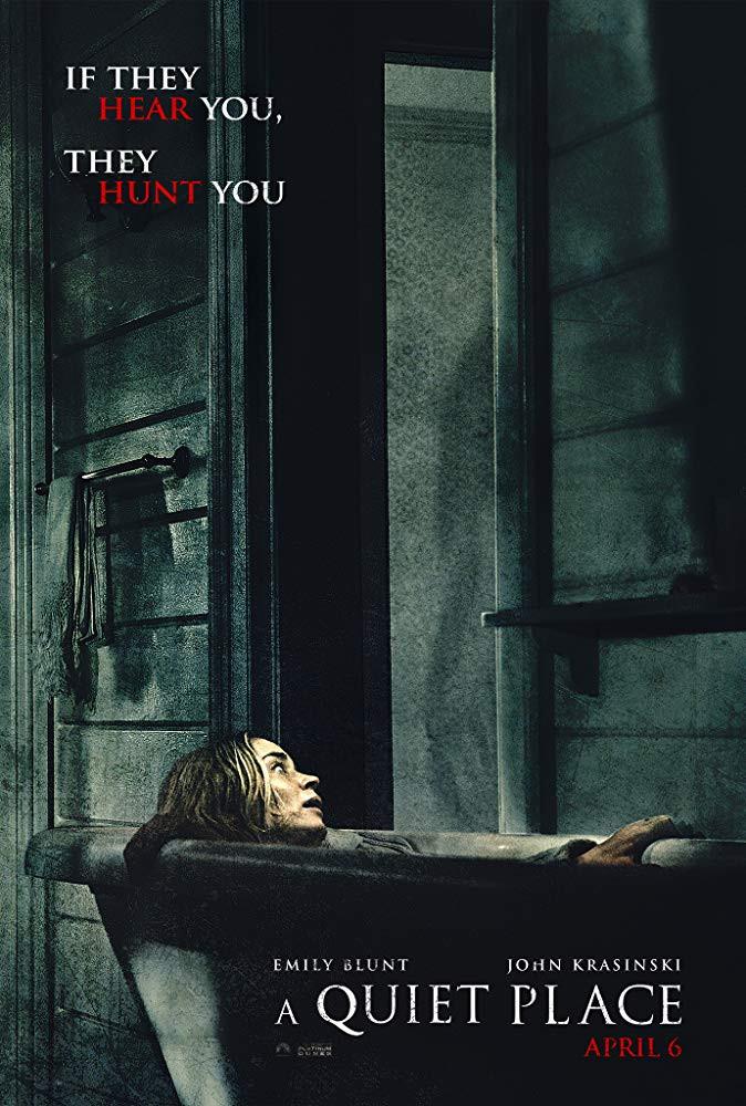 recenzie film A Quiet Place John Krasinski