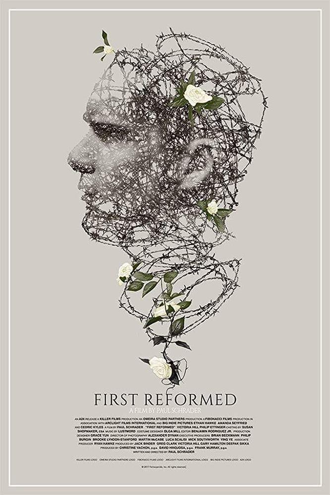 recenzie First Reformed Paul Schrader Ethan Hawke