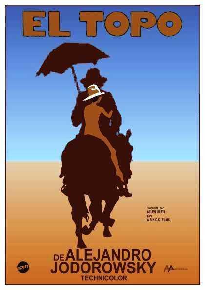 recenzie de film El Topo, Jodorowsky