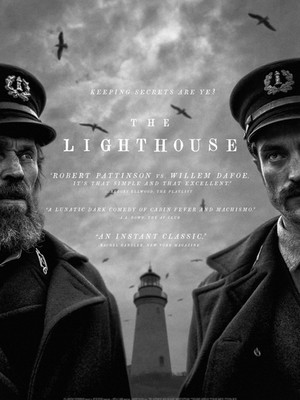 The Lighthouse (Robert Eggers, 2019)