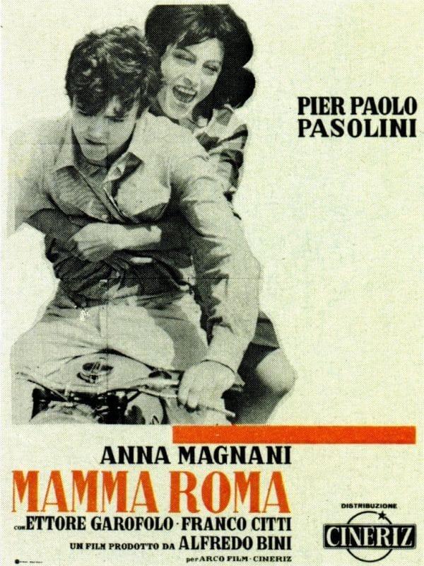 recenzie film Mamma Roma, Pier Paolo Pasolini