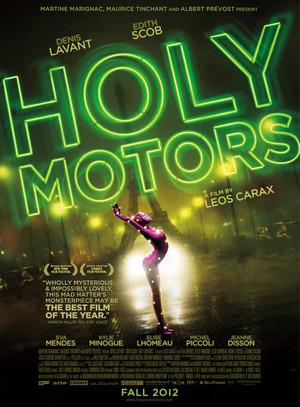 Holy Motors (Leos Carax, 2012)