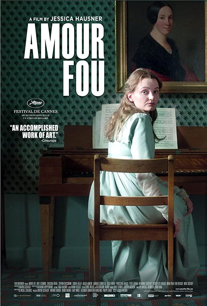 recenzie film Amour Fou, Jessica Hausner